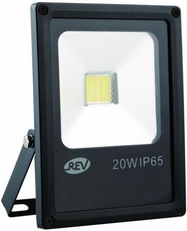 Прожектор светодиодный REV RITTER 32301 3 20W 6500K rev ritter 32260 3