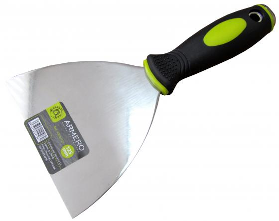 цена на Шпатель малярный ARMERO 200/125 125мм нерж.сталь