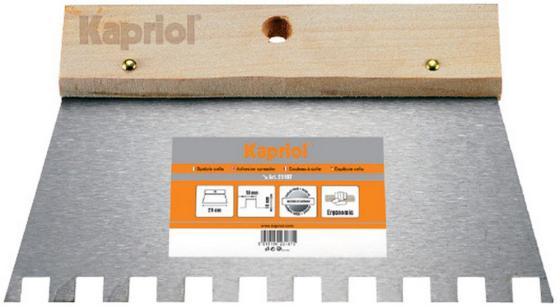 Шпатель KAPRIOL 23190 200мм дерево kapriol 160 мм 23219 полужесткий шпатель с деревянной ручкой