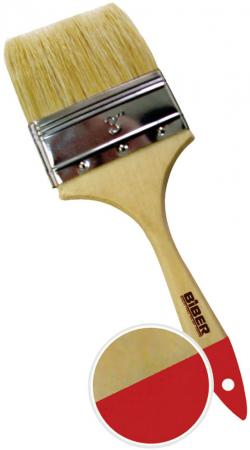 Кисть флейцевая BIBER 1965 1.5 Арт. 31112 молоток biber 80793 с дерев ручкой стандарт арт 85351