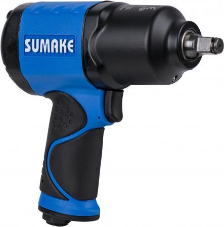 Гайковерт пневматический SUMAKE ST-C554 1/2 1355Нм пневматический пистолет sumake p06 30c 8094550
