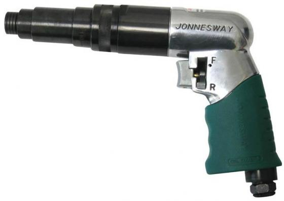 Шуруповерт пневматический JONNESWAY JAB-1018 45-145 Нм, 800об/мин, 1/4, рег. усилия. пневматический гайковерт jonnesway jai 0964