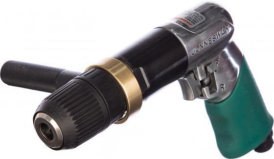 Дрель для компрессора JONNESWAY JAD-1027 3/8, 800об/мин дрель jonnesway jad 6234 с реверсом 1800 об мин 113л м 47105