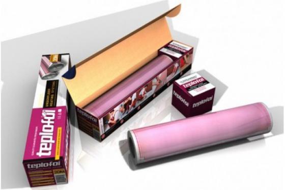 Теплый пол TEPLOFOL Nano TH-970-6.9  970Вт 6.9м2 пленочный, под ламинат/паркет/ковролин/линолеум