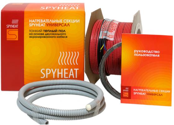 Теплый пол SPYHEAT SHFD-12- 550 на катушке площадь укладки 3.5-4.5кв.м мощность 550Вт