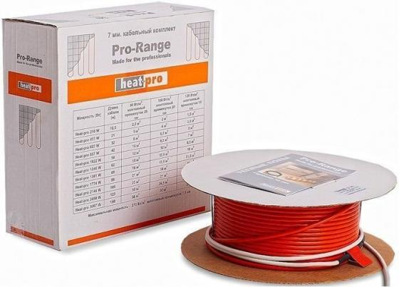 Теплый пол HEAT-PRO HPMHT-0260-32 627Вт двужильный, под плитку/керамогранит, для кровли 5-8м2