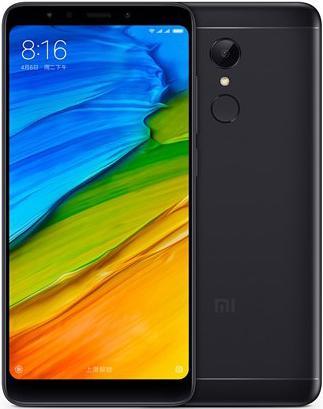 Смартфон Xiaomi Redmi 5 черный 5.7 32 Гб LTE Wi-Fi GPS 3G (Redmi5BL32GB) смартфон xiaomi redmi 4a серый 5 16 гб lte wi fi gps 3g