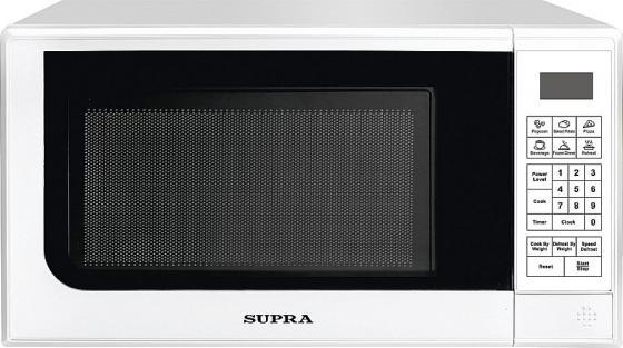 Микроволновая печь Supra 20SW25 700 Вт белый цена и фото
