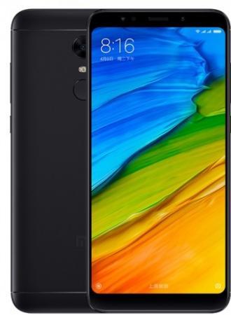 Смартфон Xiaomi Redmi 5 Plus черный 5.99 64 Гб LTE Wi-Fi GPS 3G