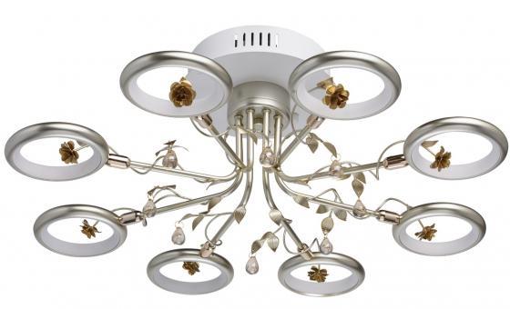 Потолочная люстра MW-Light Ивонна 3 459011408 потолочная светодиодная люстра mw light ивонна 459011905