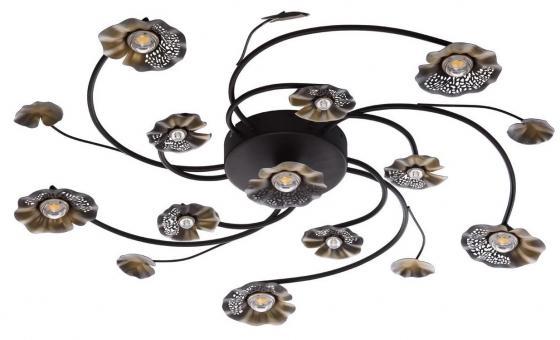 Потолочная светодиодная люстра MW-Light Адриатика 3 280011611 mw light потолочная люстра mw light адриатика 280011517