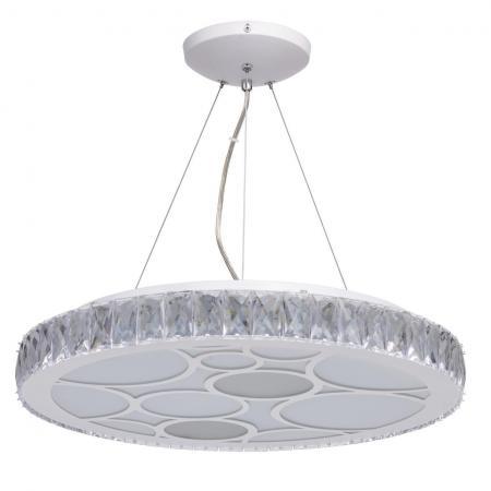 Подвесной светодиодный светильник с пультом ДУ MW-Light Фризанте 2 687010401 подвесной светодиодный светильник mw light 674012301