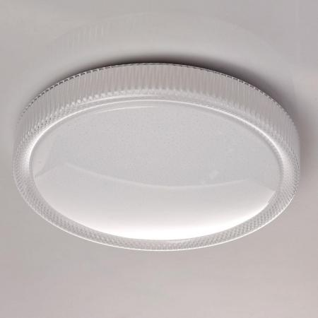 Потолочный светодиодный светильник с пультом ДУ MW-Light Ривз 4 674013701