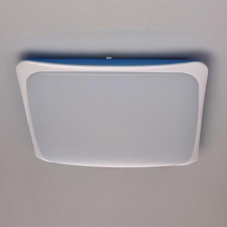 Потолочный светодиодный светильник с пультом ДУ MW-Light Ривз 7 674014401