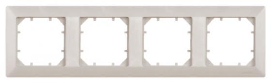 Рамка ZAKRU CLASICO ZA215404 (Сл.Кость) 4 пост цена