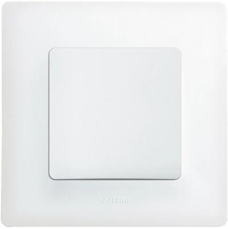 Купить Рамка LEGRAND 1066952 1-м etika бел. 672501, белый