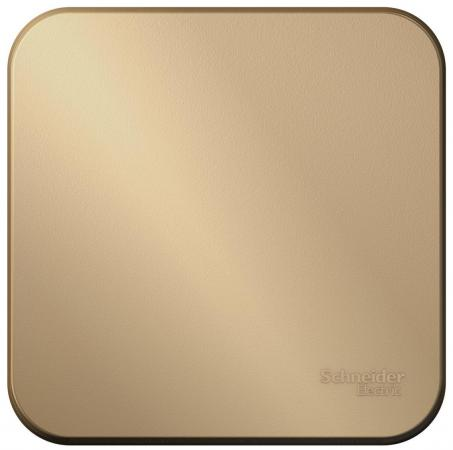 Выключатель SCHNEIDER ELECTRIC BLNVA101004 Blanca 1-кл. оп сх.1 10А 250В титан
