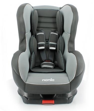 Автокресло Nania Cosmo SP LX Isofix (shadow) nania автокресло cosmo sp luxe miss chic