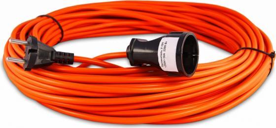 Удлинитель Lux УС1-О-30 (У-101) 1 розетка 30 м 4606400605324 цена и фото