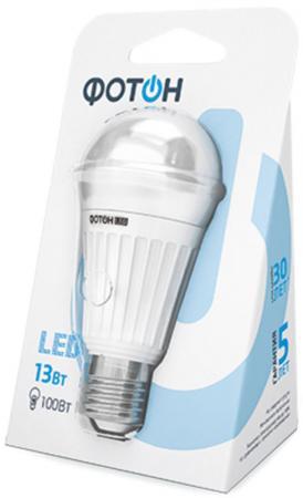 Лампа светодиодная ФОТОН A60 12W E27 3000K цена