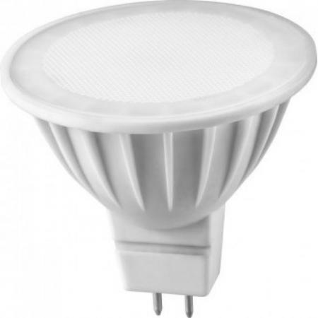 Лампа светодиодная ОНЛАЙТ 388149 5Вт 230в gu5.3 3000k лампа светодиодная онлайт 388151