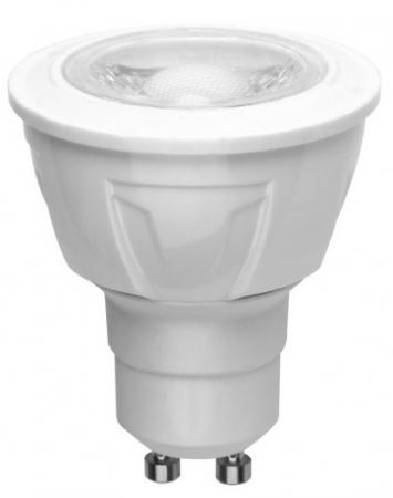 Лампа светодиодная рефлекторная Volpe LED-JCDR-5W/WW/GU10/45D/S GU10 5W 3000K goodeck лампа светодиодная goodeck рефлекторная матовая gu10 5 5w 4100k gl1007024206