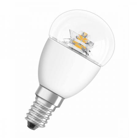Лампа светодиодная OSRAM LED CLASSIC P 40 5.4W/830 230V CL E14 470лм osram projector lamp bulb p vip 330 1 0 e20 9n 330w e20 9n for benq sp960 new original 120days warranty