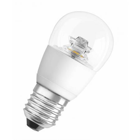 Лампа светодиодная OSRAM LED CLASSIC P 40 5.4W/830 230V FR E27 470лм lson e27 to e14 led adapter silver ac 85 265v