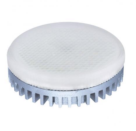 Лампа светодиодная JAZZWAY PLED-GX53 12Вт 3000k 980лм 230в лампа настольная jazzway ptl 016c blue