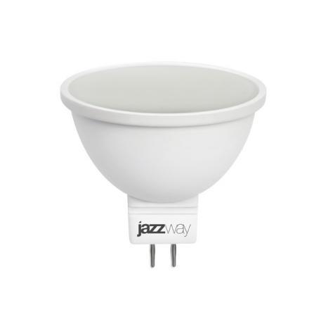 Лампа светодиодная JAZZWAY PLED-SP-JCDR pled-sp jcdr 7Вт 4000к gu5.3 230в цены