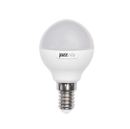 Лампа светодиодная JAZZWAY PLED-SP-G45 7Вт 5000k 560лм e14 230в jazzway ptl 1128 red