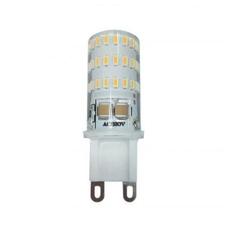 Лампа светодиодная JAZZWAY PLED-G9 5Вт 2700к 300лм g9 220-230в jazzway ptl 1128 red
