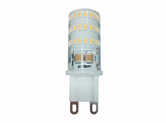 Лампа светодиодная JAZZWAY PLED-G9 5Вт 4000k 300лм g9 220-230в лампа светодиодная jazzway pled sp r63