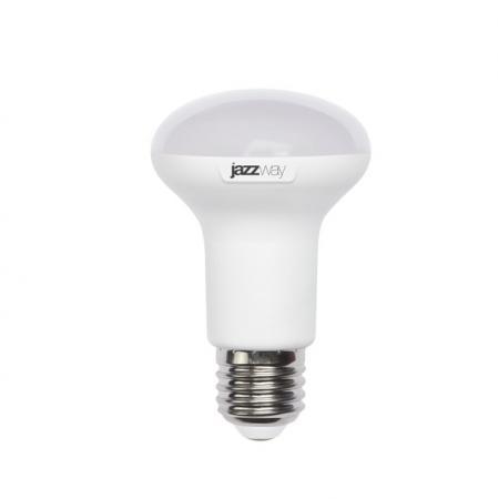Лампа светодиодная JAZZWAY PLED-SP-R63  pled-sp r63 11Вт 5000к 820лм e27 230в