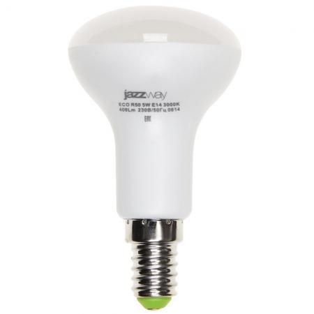Лампа светодиодная JAZZWAY PLED-ECO-R50 5Вт e14 4000k 400лм стоимость