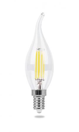 Лампа светодиодная FERON 25575 (5W) 230V E14 2700K, LB-59 светодиодная лампа no name 59 smd e27 230v 6 5w