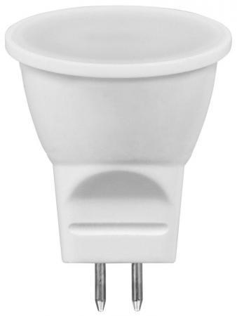 Лампа светодиодная FERON 25551 (3W) 230V G5.3 2700K, LB-271 лампа светодиодная gy6 35 3w 2700k прозрачная 107719103