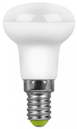 Лампа светодиодная FERON 25517 (5W) 230V E14, 4000K, LB-439 лампа светодиодная капсульная feron lb 432 g9 5w 4000k