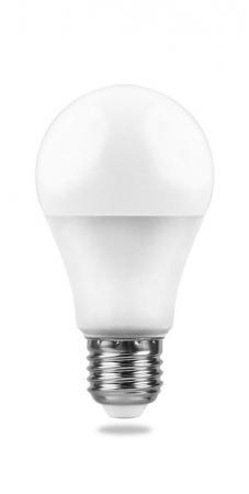 Лампа светодиодная FERON 25444 (7W) 230V E27 2700K, LB-91 feron dh0802 230v без лампы e27 340 175 108 черный
