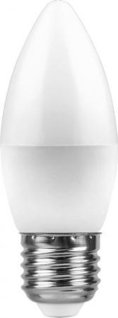 цена на Лампа светодиодная FERON 25759 (7W) 230V E27 4000K, LB-97