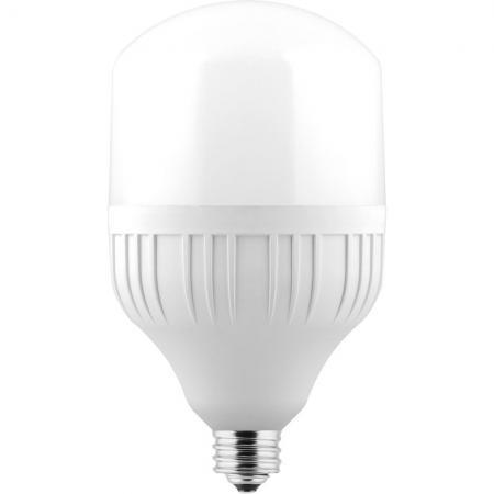 лампочка feron lb 65 e27 30w 4000k 230v 25818 Лампа светодиодная FERON 25820 (50W) 230V E40 4000K, LB-65