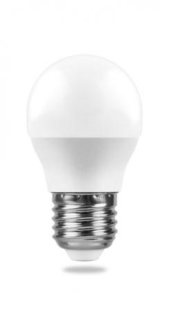 Лампа светодиодная FERON 25804 (9W) 230V E27 2700K, LB-550 feron dh0802 230v без лампы e27 340 175 108 черный