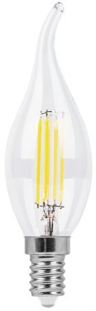 купить Лампа светодиодная свеча на ветру FERON LB-67 E14 7W 4000K дешево