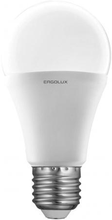 цена на Лампа светодиодная груша Ergolux LED-A60-12W-E27-3K E27 12W 3000K 12150