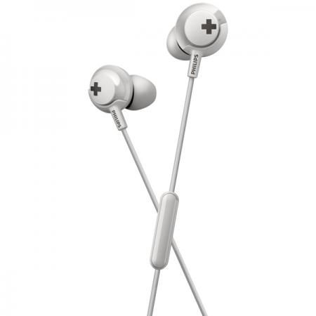 Гарнитура Philips SHE4305WT/00 белый гарнитура philips she1455 white