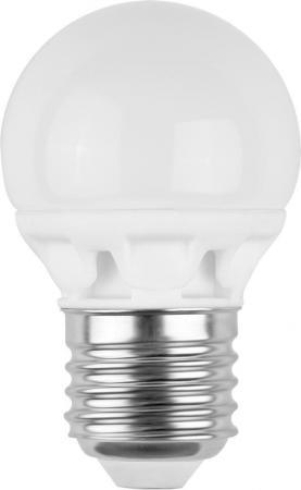 Лампа светодиодная CAMELION LED3-G45/845/Е27 3Вт 220В Е27 майка классическая printio happy together