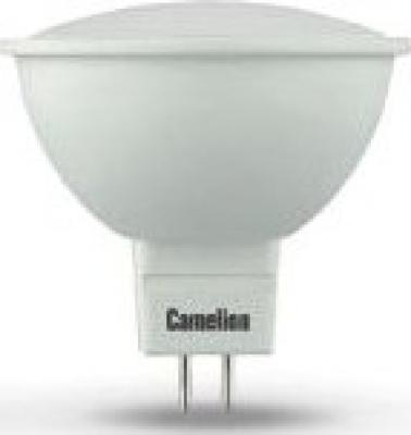 Лампа светодиодная CAMELION LED7-JCDR/830/GU5.3 7Вт 220В GU5.3 фонарь camelion w 101 лампа переноска