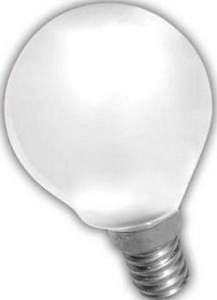 Лампа накаливания КОСМОС  40 Ватт, шар матовая Е14