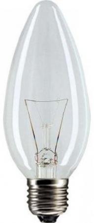 Лампа накаливания PHILIPS B35 40W E27 CL свеча прозрачная 1 шт natura siberica бальзам энергия и рост волос by alena akhmadullina 400мл