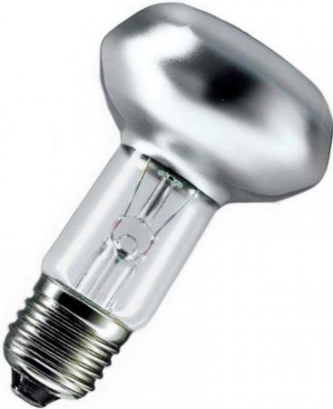 Лампа накаливания PHILIPS Spot NR63 60W E27 30° зеркальная лампа накаливания e27 60w прозрачная 052 290